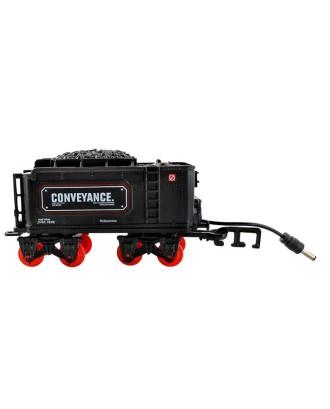 Geležinkelio rinkinys 38 vnt. Ciuchcia Tor 700cm 8239
